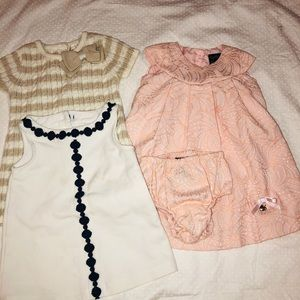 Baby girl dress bundle